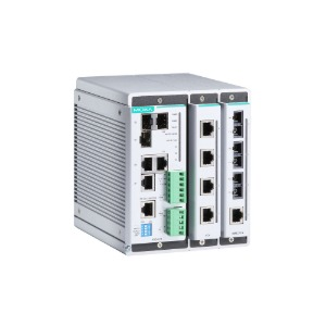 [MOXA] EDS-611 산업용 스위치 Industrial Ethernet Switch