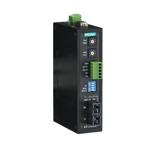 [MOXA] ICF-1150I-S-SC 산업용 광컨버터 SC타입 싱글모드 RS232 RS422 RS485